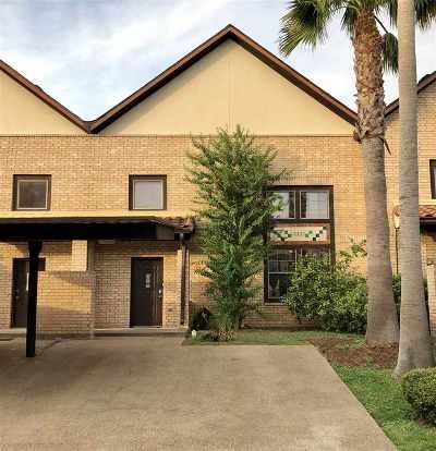 Laredo Condo/Townhouse For Sale: 2445 Monarch Dr #1603