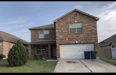 Laredo Single Family Home For Sale: 3703 Brumoso Ct.