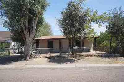 Laredo Single Family Home For Sale: 2216 Cortez St