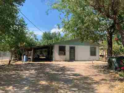 Laredo Single Family Home For Sale: 2220 Burnside St