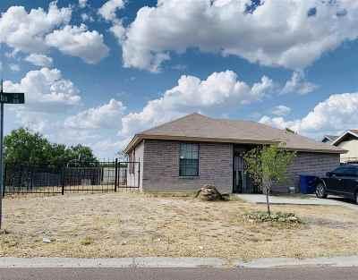 Laredo Single Family Home For Sale: 126 Cordoba Ln