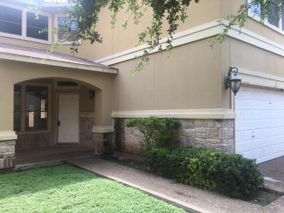 Laredo Condo/Townhouse For Sale: 9310 Albany Dr #6