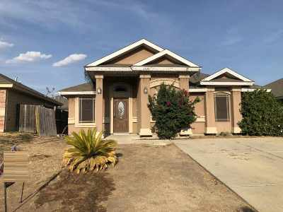 Laredo Single Family Home For Sale: 1523 Cozumel Dr