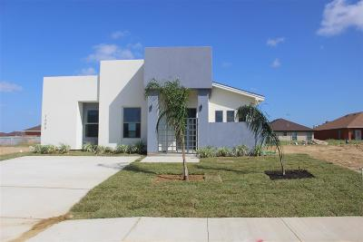 Laredo Single Family Home For Sale: 1606 Doctora Eve Perez Ln