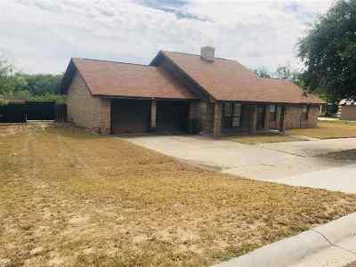 Zapata County Single Family Home For Sale: 134 Cerrito Dr
