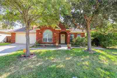 Laredo Single Family Home For Sale: 2303 Grisell Dr