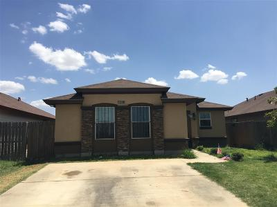 Laredo Single Family Home For Sale: 4001 Katiana Dr.