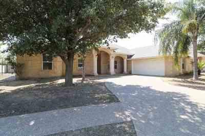 Laredo Single Family Home For Sale: 503 Scissor Tail Cir