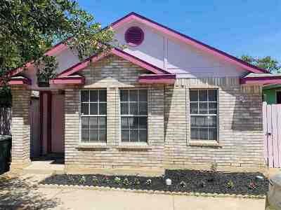Laredo Single Family Home For Sale: 510 Hopi Dr
