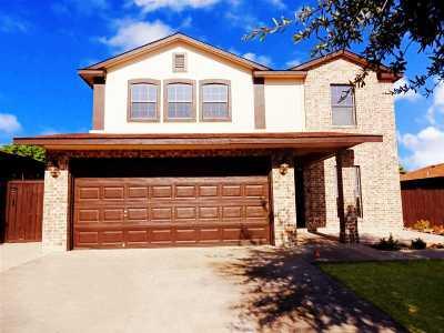Laredo Single Family Home For Sale: 2616 Bandera Dr