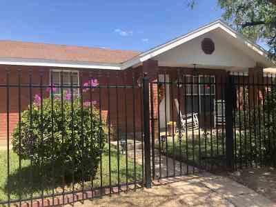 Laredo Single Family Home For Sale: 3101 Monterrey St