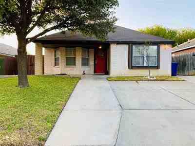 Laredo TX Single Family Home For Sale: $175,000