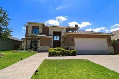 Laredo Single Family Home For Sale: 2712 Glover Lp