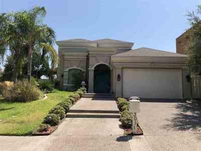 Laredo TX Single Family Home For Sale: $295,000