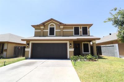 Laredo TX Single Family Home For Sale: $194,000