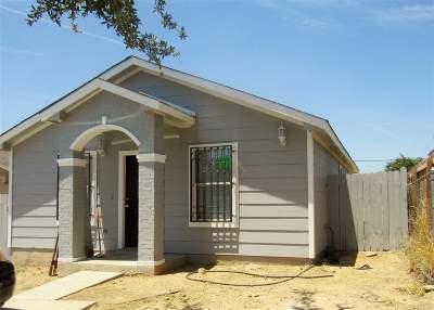Laredo TX Single Family Home For Sale: $122,000