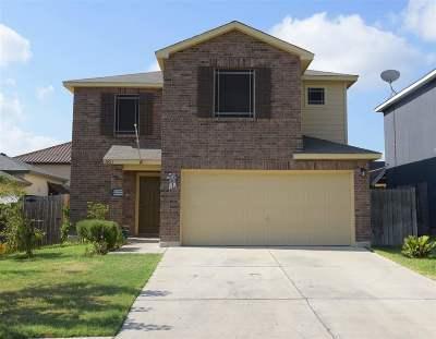 Laredo TX Single Family Home For Sale: $174,000