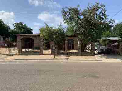 Laredo TX Single Family Home For Sale: $87,000