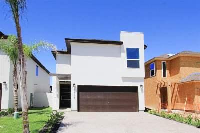 Laredo TX Single Family Home For Sale: $229,000