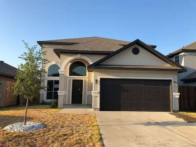 Laredo Single Family Home Active-Exclusive Agency: 6011 Narciso Dr.