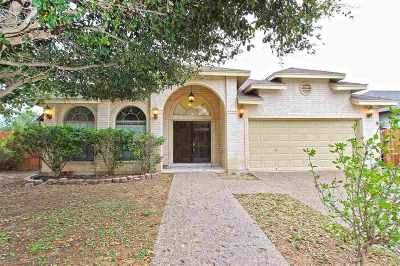 Laredo Single Family Home For Sale: 8997 Snow Falls Dr
