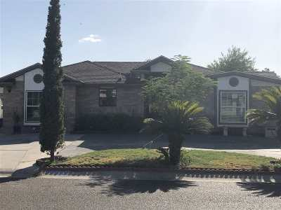 Laredo Single Family Home For Sale: 104 Tours Ln