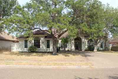 Laredo Single Family Home For Sale: 207 Blue Jay Ln