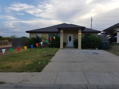 Laredo Single Family Home For Sale: 2229 Los Pinos Dr