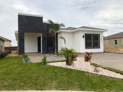 Laredo Single Family Home For Sale: 3803 Gia St.
