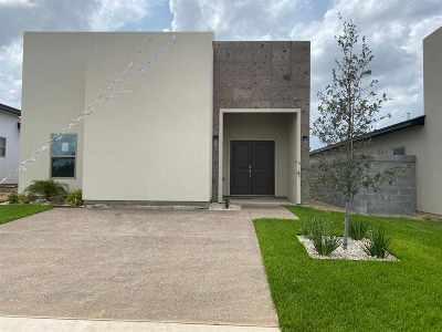Laredo Single Family Home For Sale: 3808 Gia St.