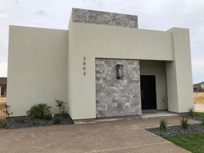 Laredo Single Family Home For Sale: 3802 Gia St.