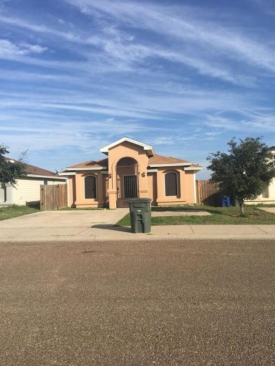 Laredo Single Family Home For Sale: 4503 Game Creek Blvd
