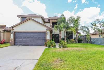 Laredo Single Family Home For Sale: 3104 Guerra Dr.