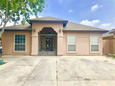 Laredo Single Family Home For Sale: 312 Malaga Dr
