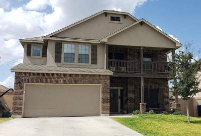 Laredo Single Family Home For Sale: 308 Bluff Oak Dr