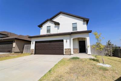 Laredo Single Family Home For Sale: 3302 Simmental Dr