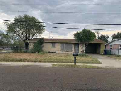Laredo Single Family Home For Sale: 2519 Elm St