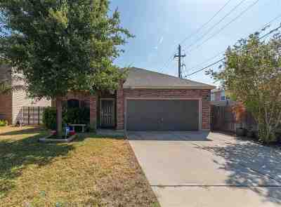 Laredo Single Family Home For Sale: 11209 Quintana Dr