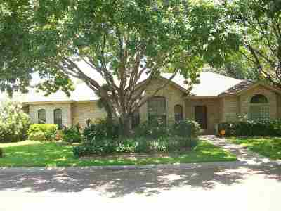 Laredo Single Family Home For Sale: 1043 Faldo Dr