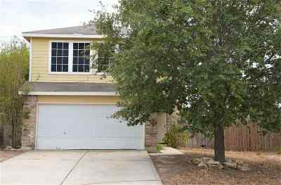 Laredo Single Family Home For Sale: 17547 Rock Port Rd