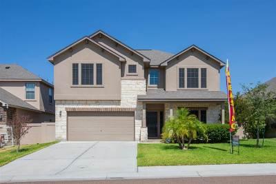 Laredo TX Single Family Home For Sale: $322,000