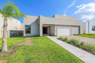 Laredo TX Single Family Home For Sale: $425,000