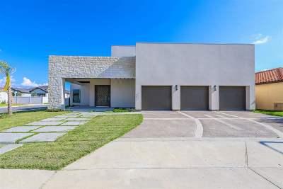 Laredo TX Single Family Home For Sale: $575,000
