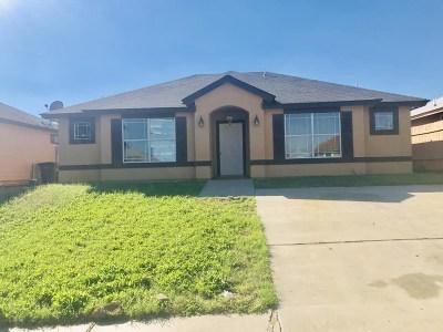 Laredo TX Single Family Home For Sale: $131,000