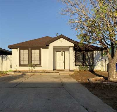 Laredo TX Single Family Home For Sale: $148,500