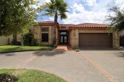 Laredo TX Single Family Home For Sale: $325,000