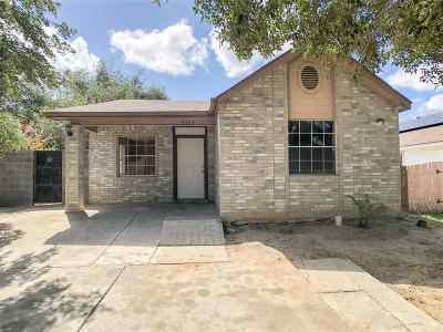 Laredo TX Single Family Home For Sale: $119,000