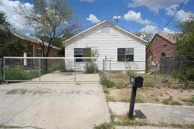 Laredo TX Single Family Home For Sale: $62,640