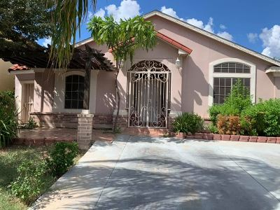 Laredo TX Single Family Home For Sale: $159,900