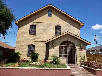 Laredo TX Single Family Home For Sale: $180,000